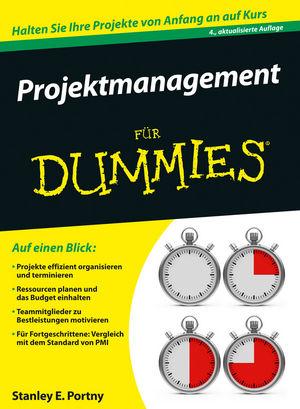 Projektmanagement für Dummies, 4. Auflage