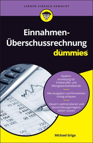 Einnahmen-Überschussrechnung für Dummies, 3. Auflage