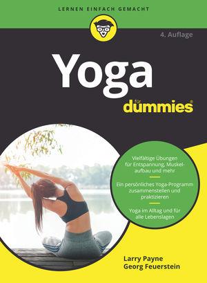 Yoga fur Dummies, Third Editon