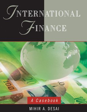International Finance: A Casebook (EHEP000672) cover image