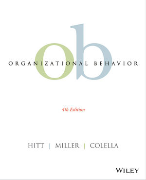 Organizational Behavior, 4th Edition (EHEP003172) cover image