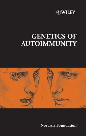 The Genetics of Autoimmunity, No. 267 (0470021373) cover image