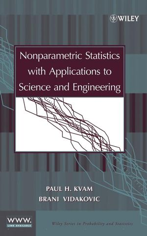 Nonparametric Statistics with Applications to Science and Engineering (0470081473) cover image