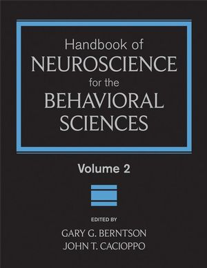 Handbook of Neuroscience for the Behavioral Sciences, Volume Two (0470083573) cover image
