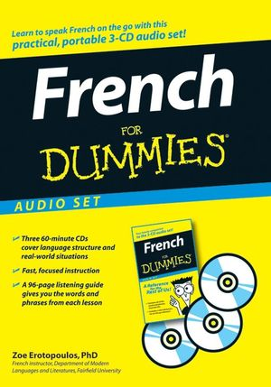 French For Dummies Audio Set (0470095873) cover image