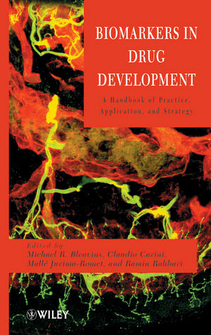 Biomarkers in Drug Development: A Handbook of Practice, Application, and Strategy (0470169273) cover image
