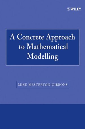 A Concrete Approach to Mathematical Modelling (0470171073) cover image