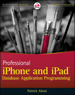 Professional iPhone and iPad Database Application Programming (0470636173) cover image