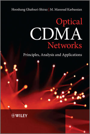 Optical CDMA Networks: Principles, Analysis and Applications (0470665173) cover image
