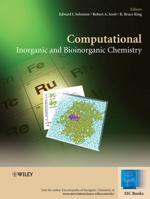 Computational Inorganic and Bioinorganic Chemistry (0470699973) cover image