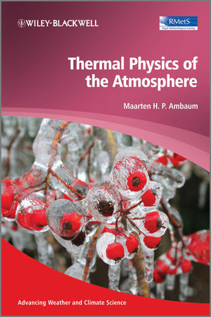 Thermal Physics of the Atmosphere (0470710373) cover image