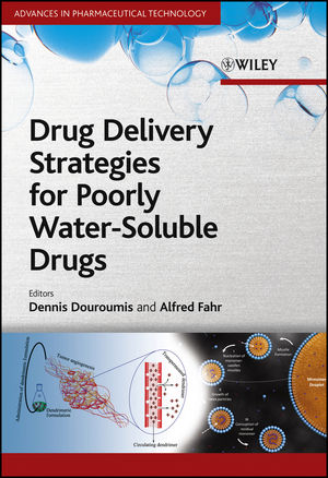 Drug Delivery Strategies for Poorly Water-Soluble Drugs (0470711973) cover image
