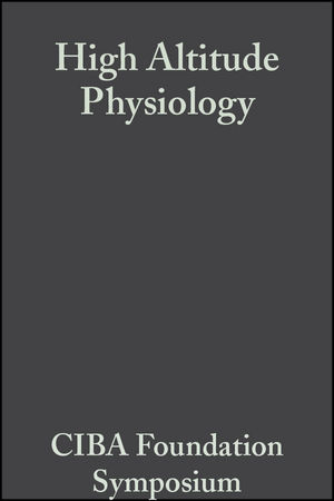 High Altitude Physiology: Cardiac and Respiratory Aspects