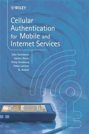 Cellular Authentication for Mobile and Internet Services (0470723173) cover image