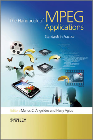 The Handbook of MPEG Applications: Standards in Practice (0470750073) cover image