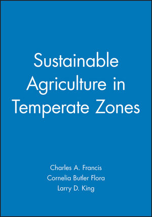 Sustainable Agriculture in Temperate Zones (0471622273) cover image