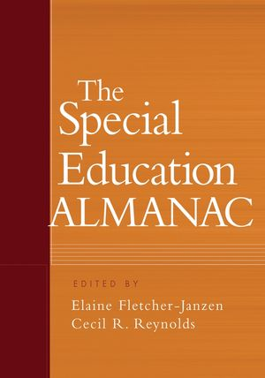 The Special Education Almanac (0471677973) cover image