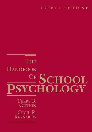 The Handbook of School Psychology, 4th Edition