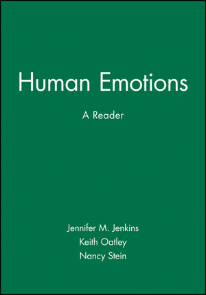 Human Emotions: A Reader (0631207473) cover image