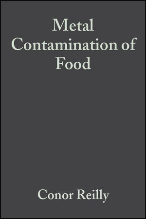 Metal Contamination of Food: Its Significance for Food Quality and Human Health, 3rd Edition (0632059273) cover image