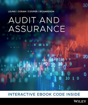 Audit and Assurance Services, 1st Edition