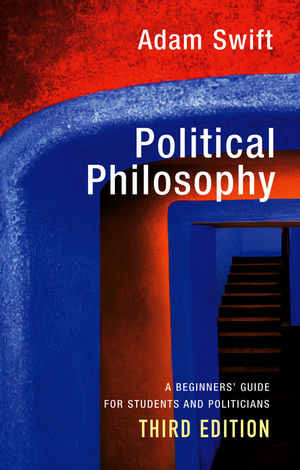 Political Philosophy, 3rd Edition (0745698573) cover image