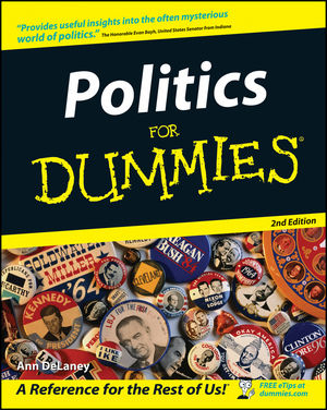 Politics For Dummies, 2nd Edition