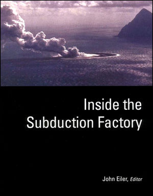 Inside the Subduction Factory, Volume 138 (0875909973) cover image
