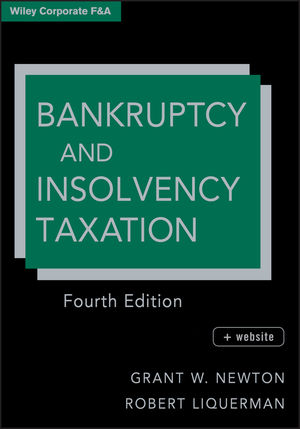 Bankruptcy and Insolvency <span class='search-highlight'>Taxation</span>, 4th Edition