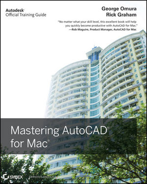 Mastering AutoCAD for Mac (1118010973) cover image