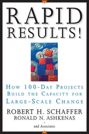 Rapid Results!: How 100-Day Projects Build the Capacity for Large-Scale Change (1118046773) cover image