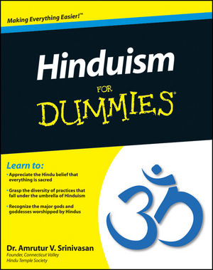 Hinduism For Dummies (1118110773) cover image