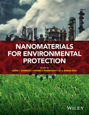 Nanomaterials for Environmental Protection (1118496973) cover image