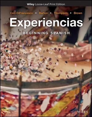 Experiencias: Beginning Spanish, Loose-Leaf