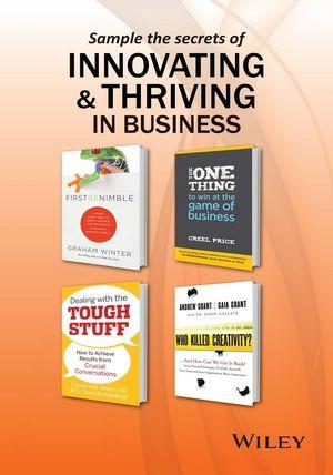 Business Reading Sampler, Volume 2: Book Excerpts by Andrew & Gaia Grant, Darren & Alison Hill, Sean Richardson, Creel Price & Graham Winter