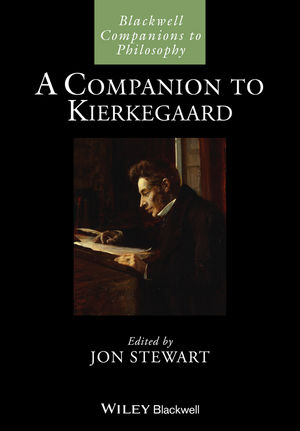 A Companion to Kierkegaard (1118783573) cover image