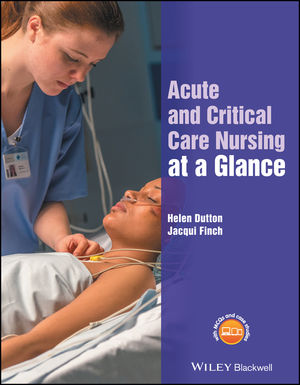 Acute and Critical Care Nursing at a Glance (1118815173) cover image