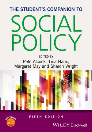 The Student's Companion to Social Policy, 5th Edition