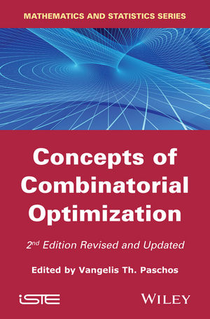 Concepts of Combinatorial Optimization, 2nd Edition (1119015073) cover image