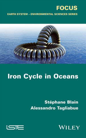 Iron Cycle in Oceans (1119136873) cover image
