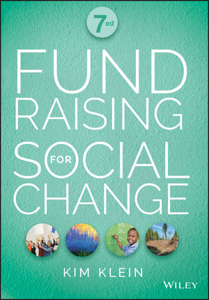 Book Cover Image for Fundraising for Social Change, 7th Edition