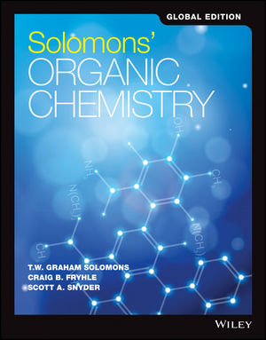 Solomons' Organic <span class='search-highlight'>Chemistry</span>, Global Edition