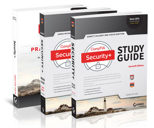 CompTIA Security+ Certification Kit , 5th Edition (Exam SY0-501) (1119416973) cover image