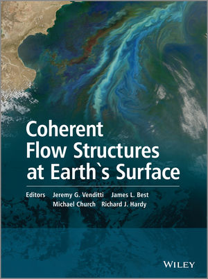 Book Cover Image for Coherent Flow Structures at Earth's Surface