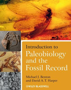 Introduction to Paleobiology and the Fossil Record (1405141573) cover image