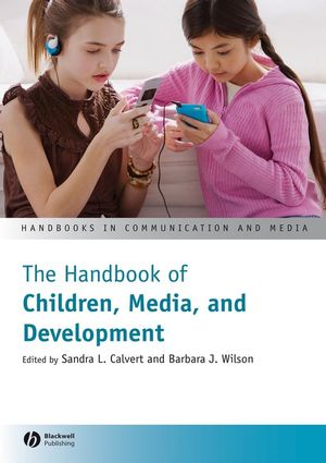 The Handbook of Children, Media and Development  (1405144173) cover image