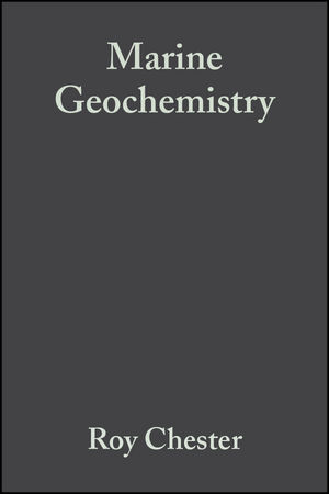 Marine Geochemistry, 2nd Edition (1444311573) cover image