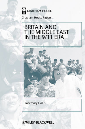 Britain and the Middle East in the 9/11 Era (1444324373) cover image