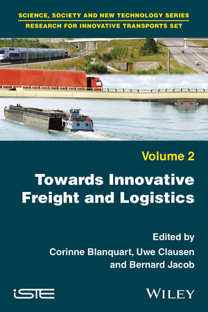 Towards Innovative Freight and Logistics (1786300273) cover image