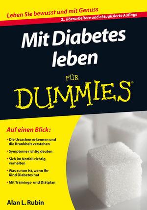 Mit Diabetes leben für Dummies, 2nd Edition (3527668373) cover image